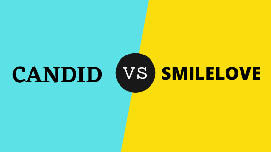 Candid vs Smile Love Review