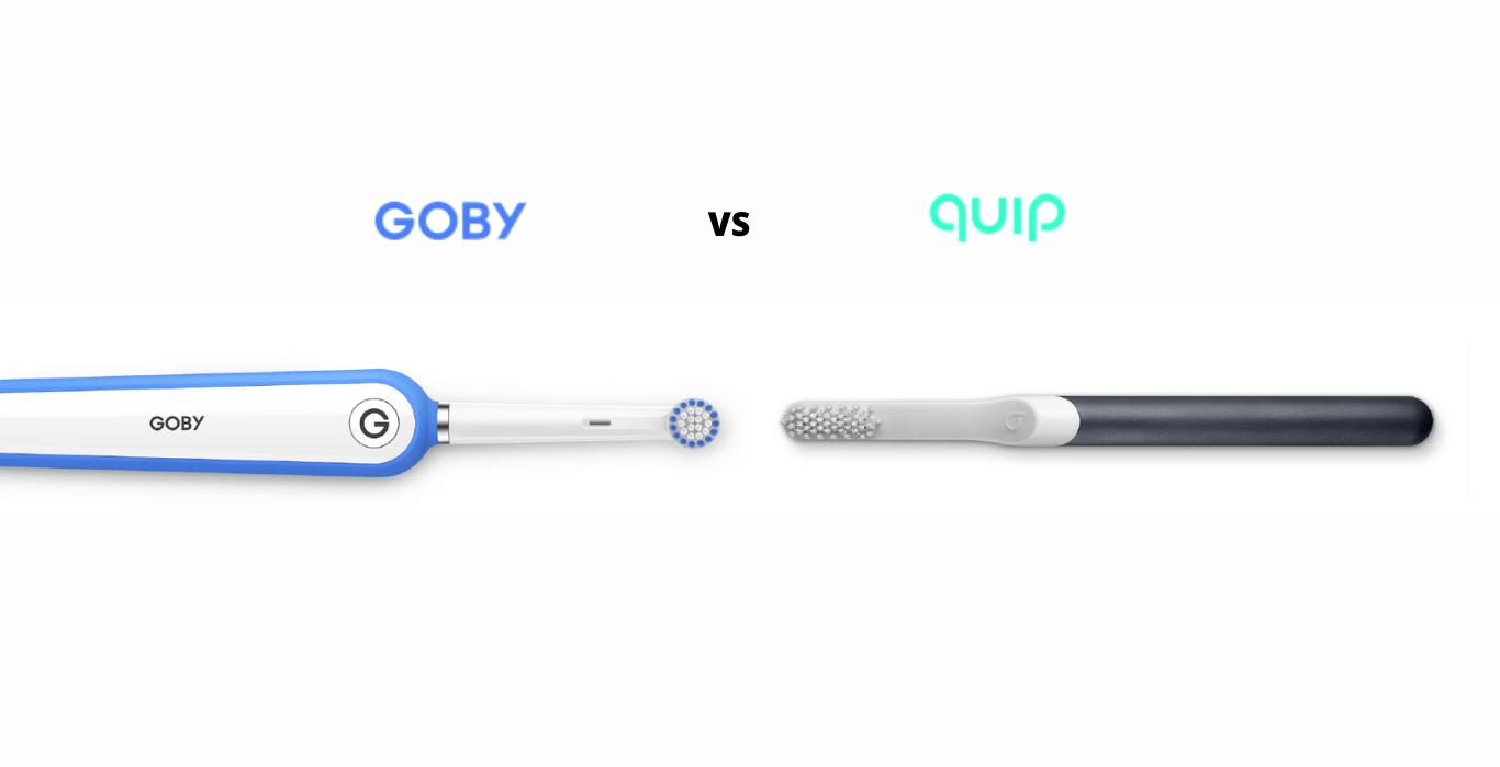 Goby VS quip