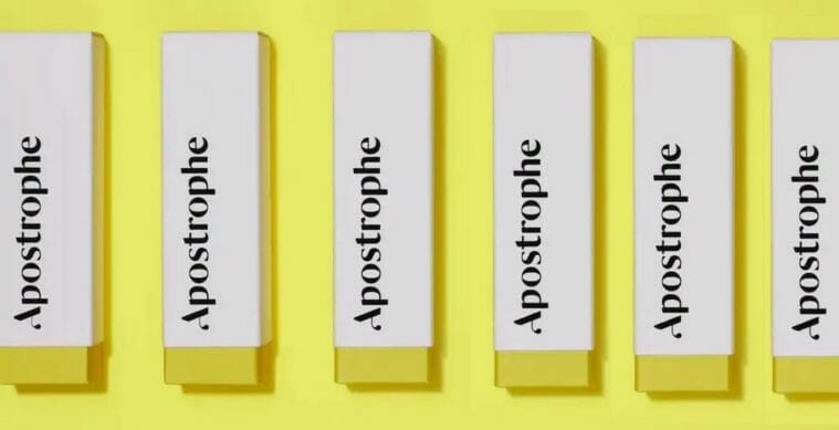 Apostrophe-Review