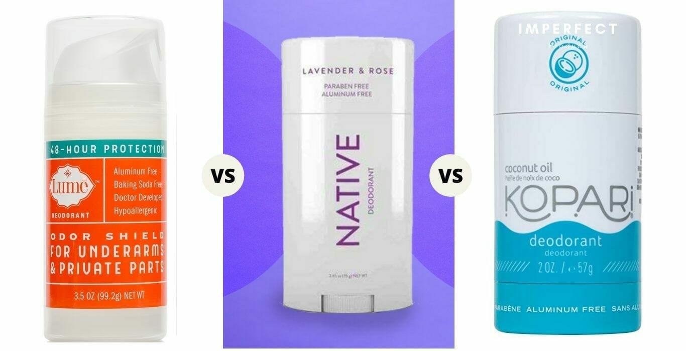 Native vs Lume vs Kopari