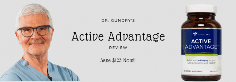 Gundry MD Active Advantage Review |SAVE UPTO 40% (Updated-2021)