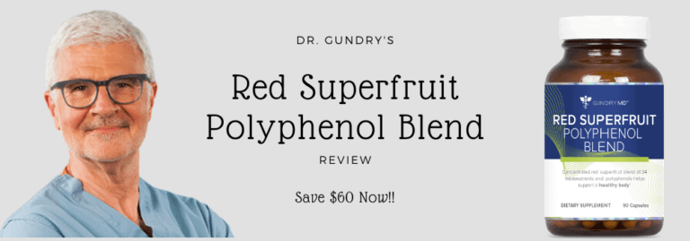 Red Superfruit Polyphenol Blend by Dr. Gundry | Upto 40% off ( 2021 Updated)