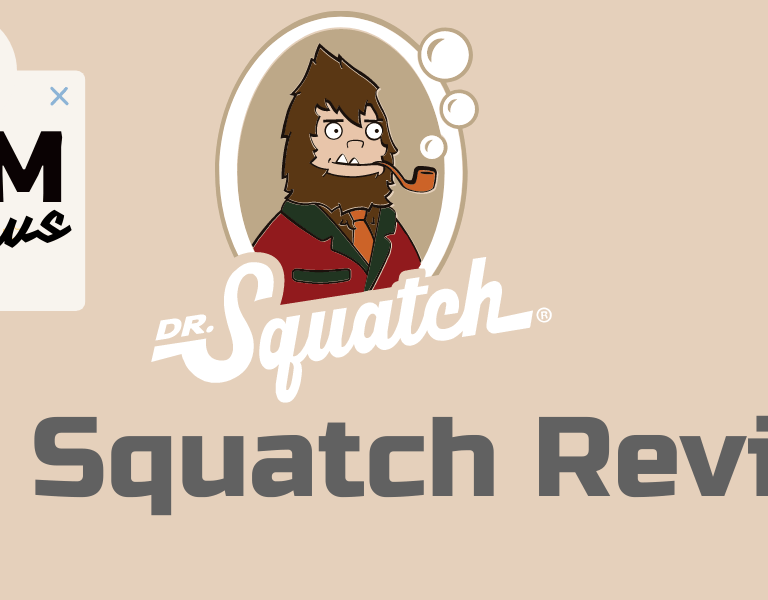 Dr. Squatch Soap Review   2021 Updated